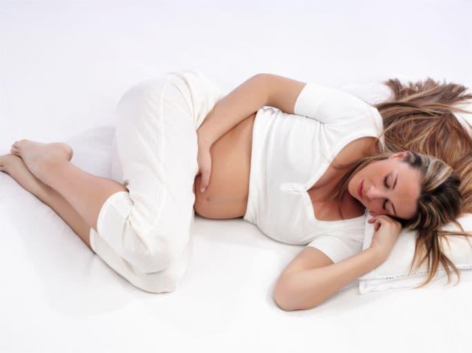 При беременности применяем препарат