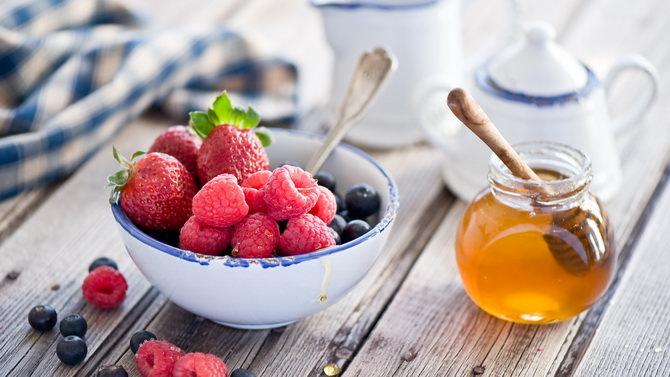мед от гриппа и простуды