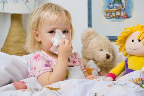Чем лечить ОРВИ у детей