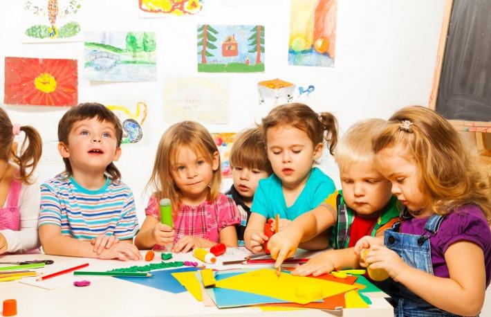 грипп в детском саду