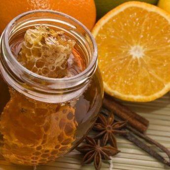 Мед при простуде и гриппе