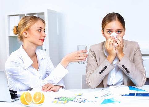 грипп или простуда