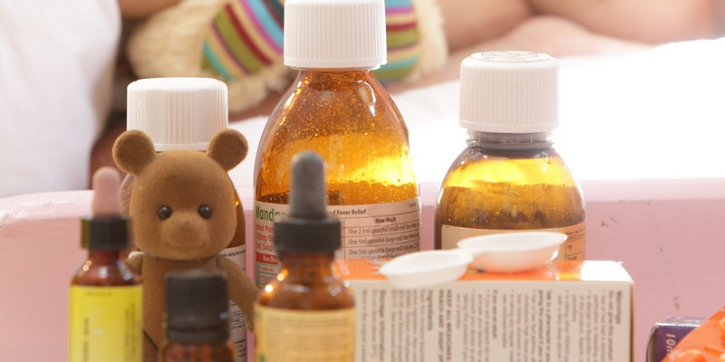 Антибиотики при ОРВИ у детей