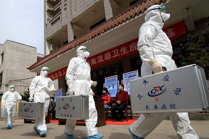Китайский грипп