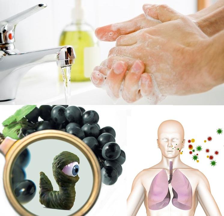 Как происходит заражение гриппом