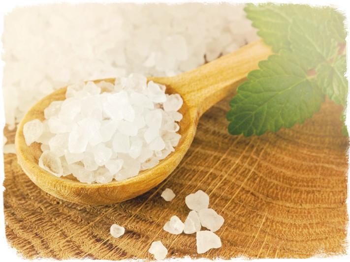 лечение морской соли
