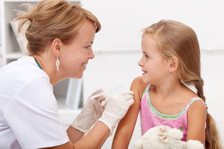 прививка от гриппа для детей