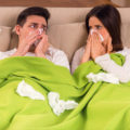 Первые признаки гриппа