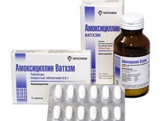 аммоксицилин