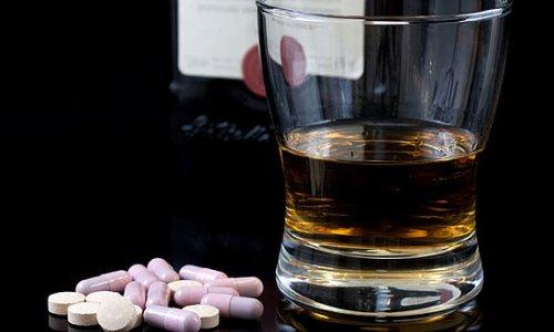 гроприноксил с алкоголем