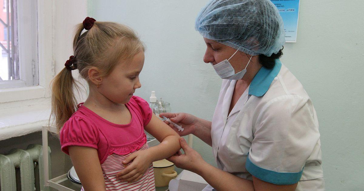 Прививка гриппол