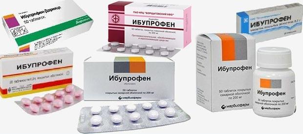 Нурофен и ибупрофен - в чем сходства и различия?