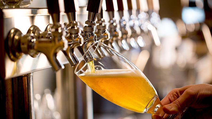 пиво и амоксиклав
