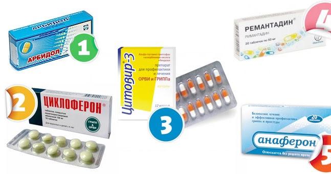 Ацикловир - инструкция по применению таблетки для детей при ОРВИ