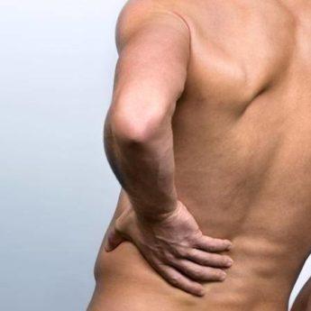 Что делать если застудил спину