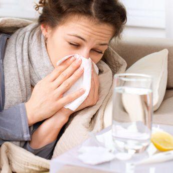Простуда у взрослых